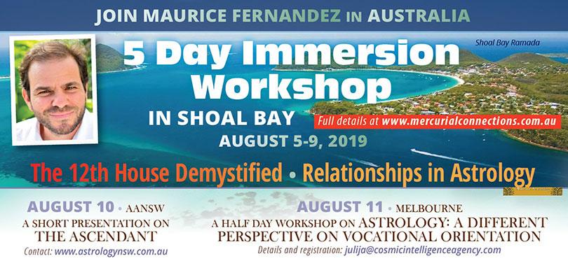 Australia-Astrology-Workshop